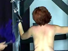 Tits ass, Tit whipping, Threesome redhead, Whipping, Whip tits, Whip