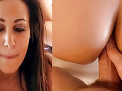 Wants to try, Pov anal cream pie, She wants a b