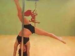 Ultra, Pole dance, Solo dancing, Solo bikini, Dancing solo, Dancing girls
