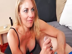 This big, Stroking, Strokes, Big this, Sexy milfs masturbating, Sexy handjob