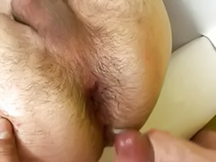 Own cum, Own, Hunk gay, Gay hunk, Owned