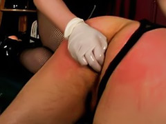 Strap on femdom, Spanking strap on, Spanked femdom, Servicing, Masturbation latex, Latex strap