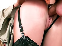 Uniform stockings, Training sex, Train sex, Train cum, Sex training, Army