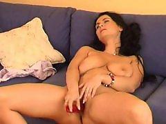 Tits milf, Tits mature, Tits dildo, Tit fucking, Tit fuck, With moms
