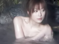 Public pool, Spycam asian