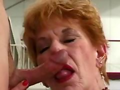 Year old, Young&old blowjob, Young hairy fuck, Young facial, Redhead hairy, Redhead granny