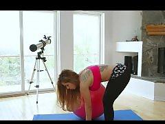 Şışman, Yogas, Yoga, X man, Teasing, Tease