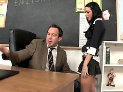 Трахают учительниц, Студенты