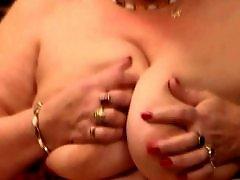 Granny, Big tits, Mama, Mature