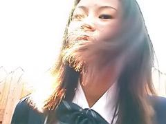 日本女生小便