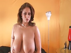 Titty, Titties, Notty, High heels, tits, High heeled big tits, Eva k