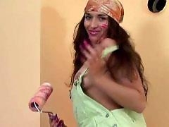 Naked milf, Naked, Milf brazilian, Ironing, Female, Femal