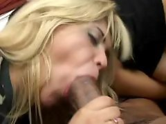 Threesome blowjob, Lucky, Latin interracial, Latin blowjob, Latin cock, Hotty